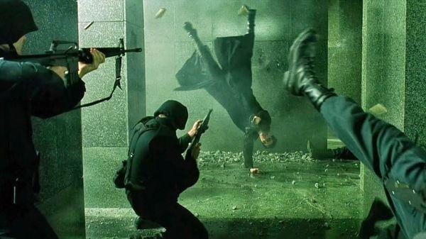 The Matrix kultalt.com