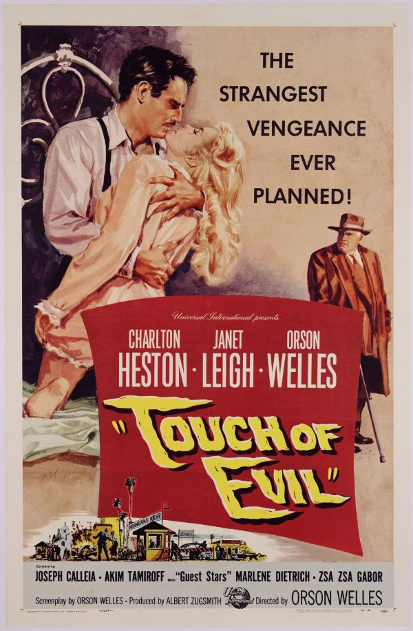 Touch of Evil (1958) - Orson Welles
