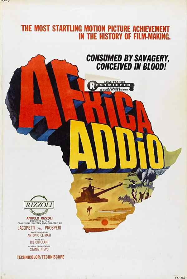 Africa: Blood and Guts (1966) - Gualtiero Jacopetti, Franco Prosperi