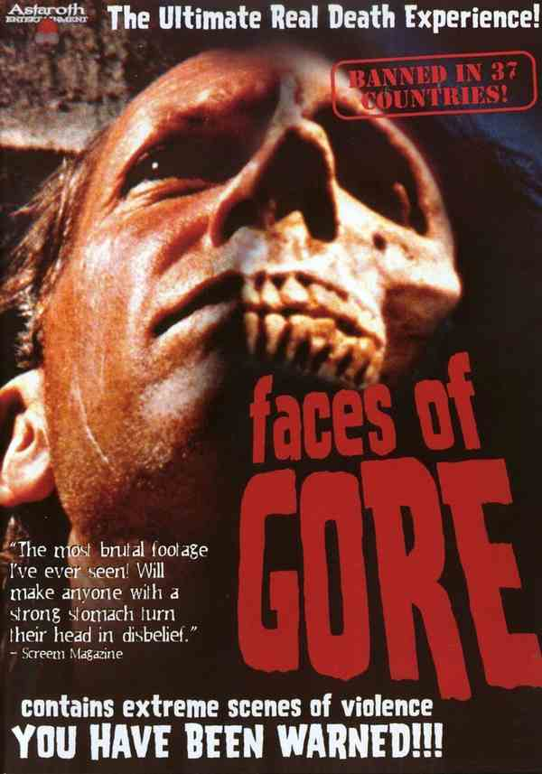 Faces of Gore (1999) - Todd Tjersland