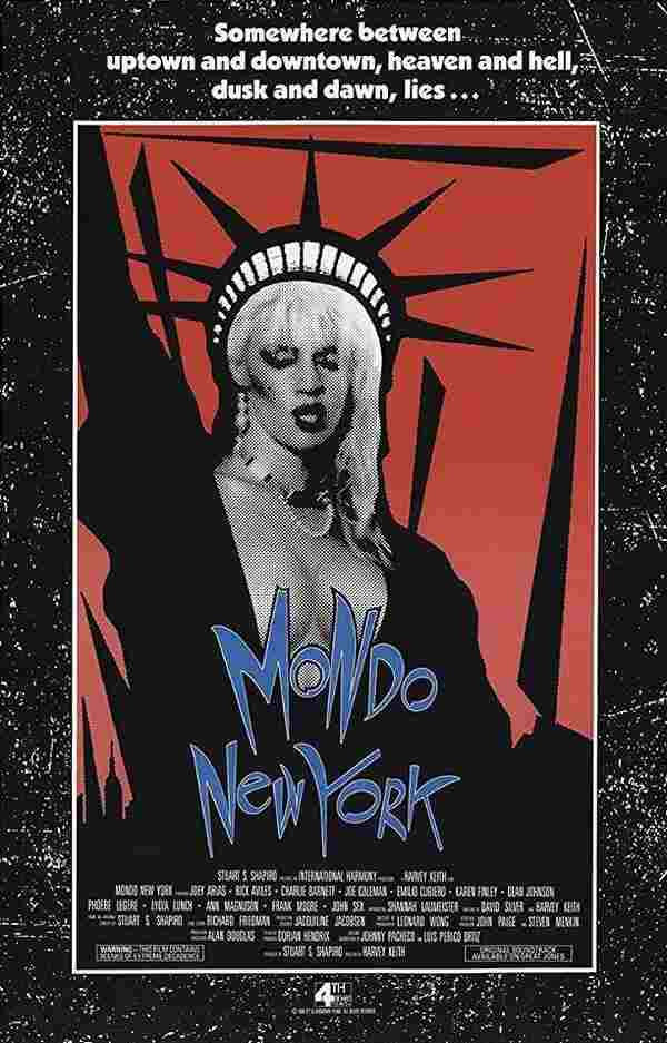 Mondo New York (1988) - Harvey Keith