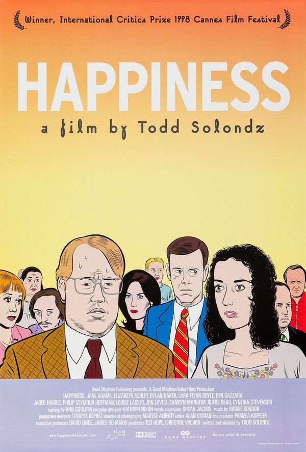 Happiness (1998) - Todd Solondz