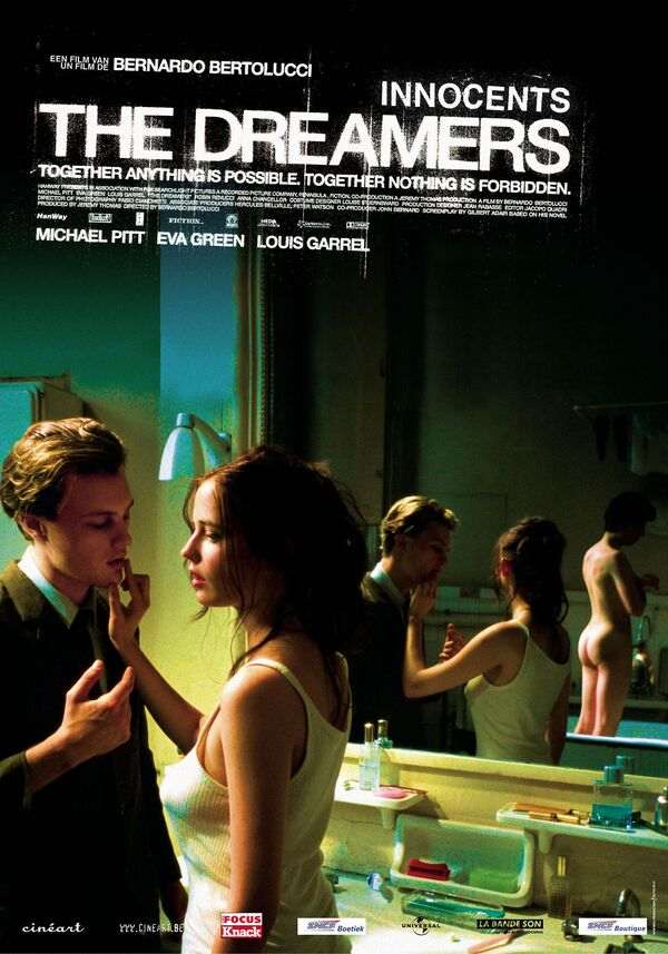 The Dreamers (2003) - Bernardo Bertolucci