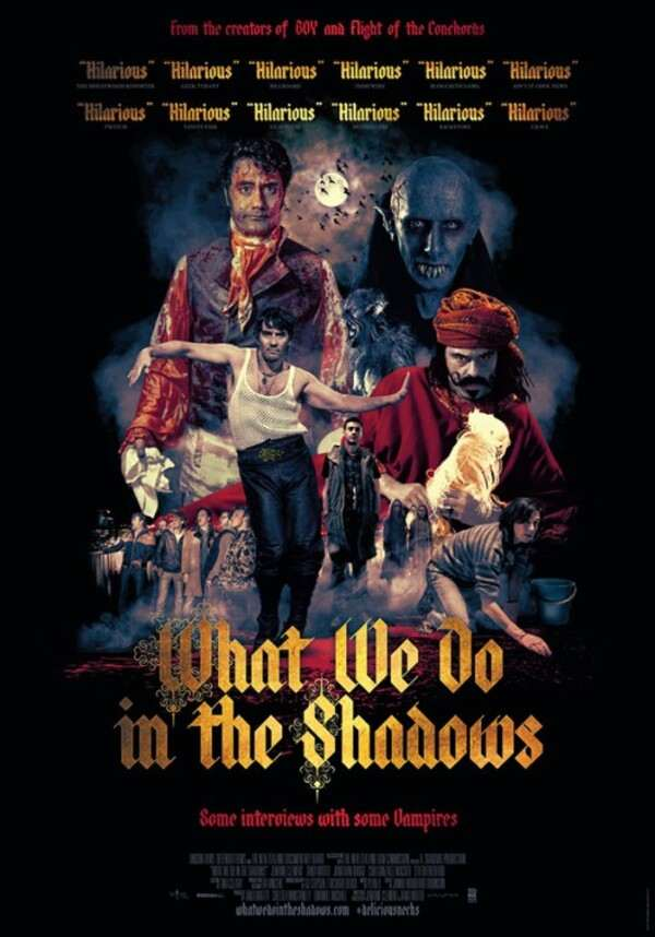 What We Do in the Shadows (2014) - Jemaine Clement, Taika Waititi