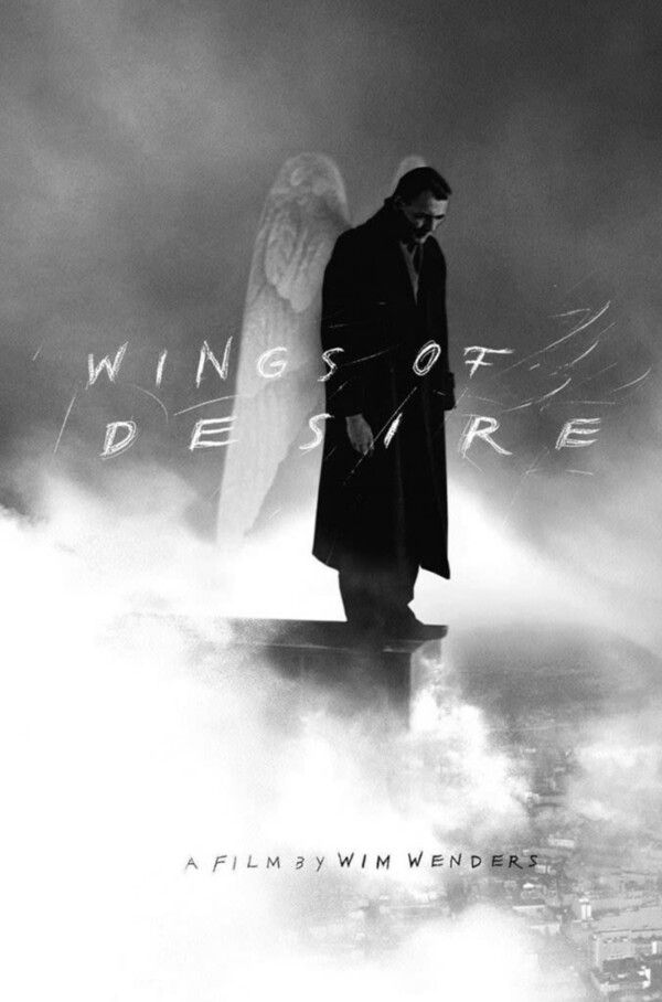 Wings of Desire (Der Himmel über Berlin) (1987) - Wim Wenders